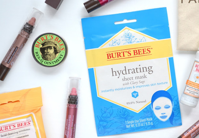 Burt's Bees Hydrating Sheet Mask