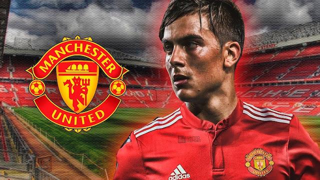 Adidas membocorkan Kabar Transfer Paulo Dybala Resmi Gabung Man United