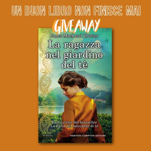 Un buon libro non finisce mai vincitore giveaway la - Giardino del te ...