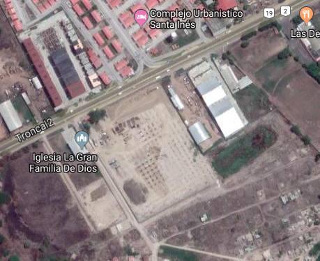APURE: Un Monstruoso centro comercial se está levantando en la Intercomunal San Fernando-Biruaca Parte I.