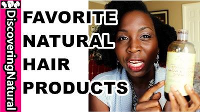 NATURAL HAIR PRODUCTS DiscoveringNatural
