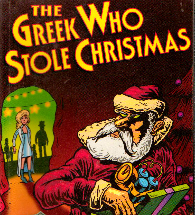Corfu Blues and Global Views: Good Title for a Topical Christmas Book
