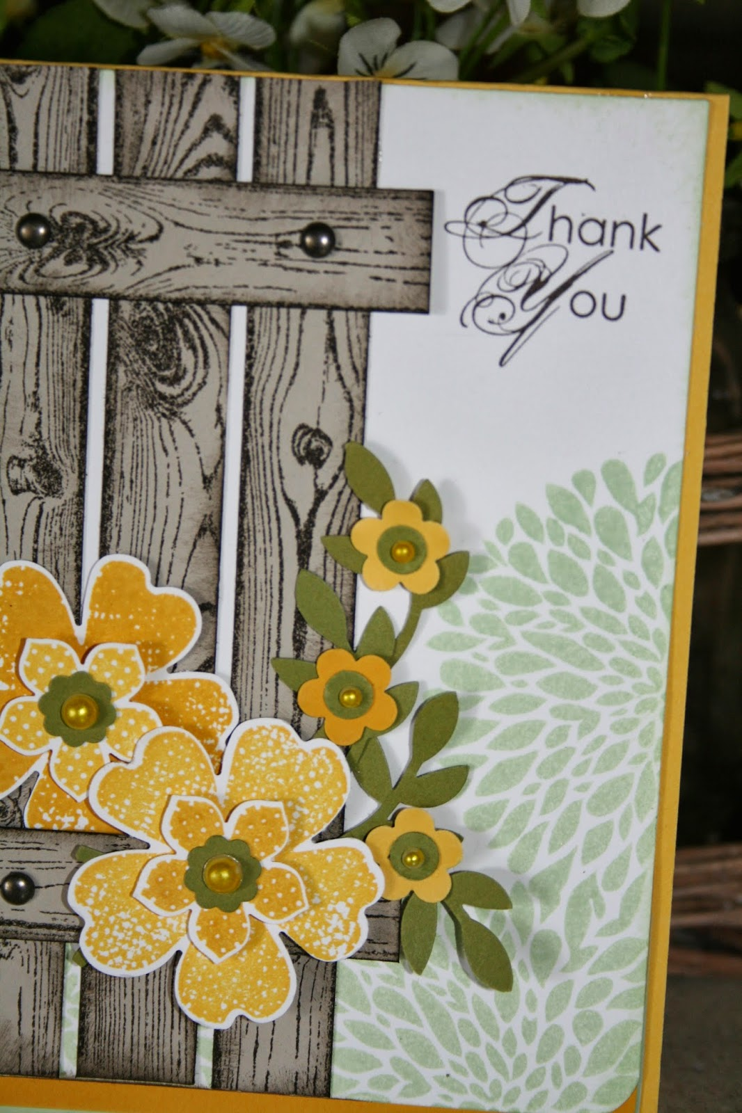 Another Spring Inspired Card