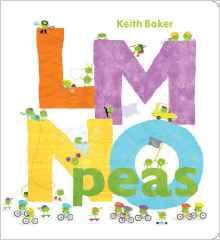 l m n o p alphabet book