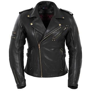 Jual Jaket Kulit Wanita Motor Harley Davidson