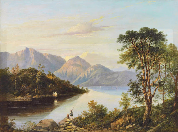Victorian British Painting Landscapes
