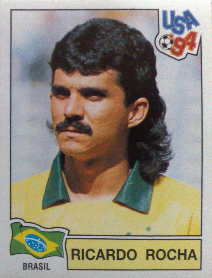 00543d0d99b78 Football Cartophilic Info Exchange  Panini - USA 94 (06) - Brazil version - Campeonato  Mundial de Futebol 94 (03) - Different pictures