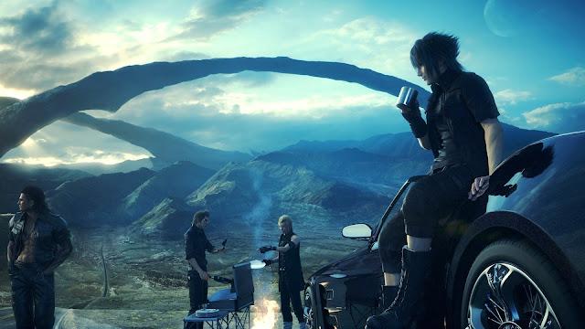 Nos enseñan 15 minutos de gameplay de Final Fantasy XV desde la TGS 1