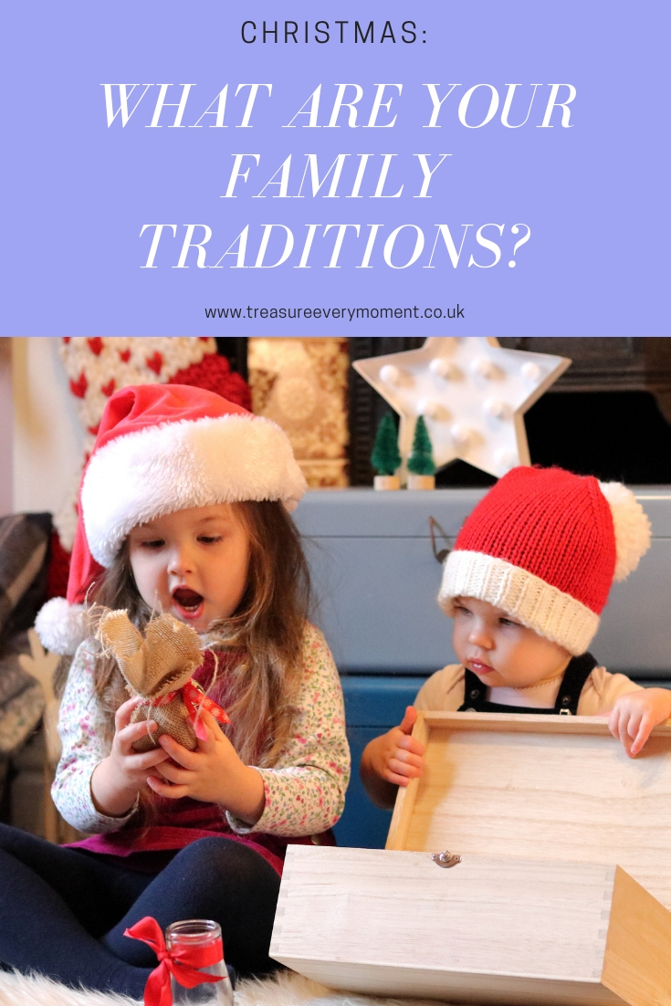 CHRISTMAS: What are your family traditions?