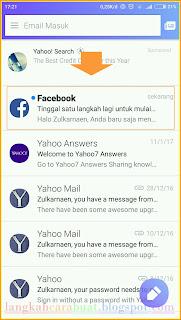 mendaftar facebook lewat hp android