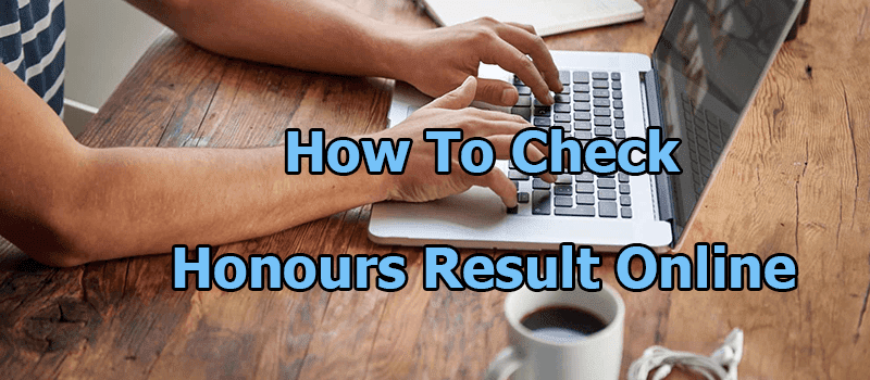 Honours 1st Year Result 2019 Online