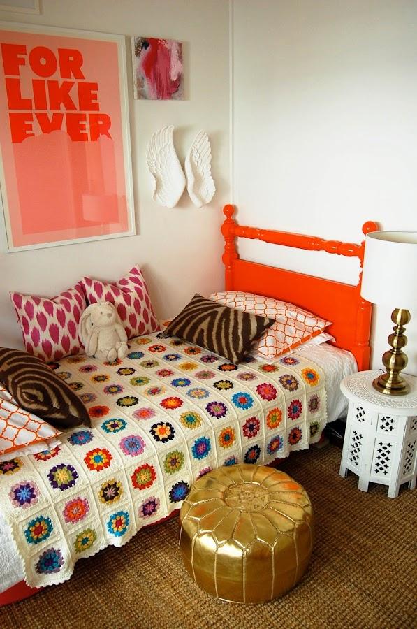 Cambio de imagen de un dormitorio infantil