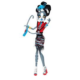 MH Zombie Shake Purrsephone Doll
