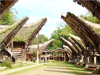 Desain Asli Rumah Adat Sulawesi Selatan