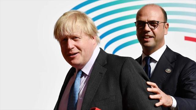 Reino Unido: G7 estudiará nuevas sanciones contra Rusia y Siria