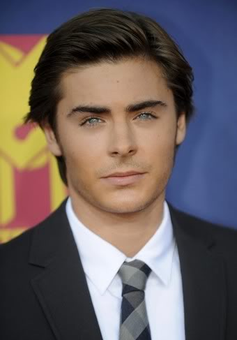 Funny Image Collection Very Cool Zac Efron Hairstyles And Pictures 2012