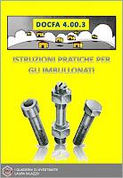 Docfa 4.00.3 Istruzioni pratiche per gli imbullonati (i quaderni di MyEstimate)