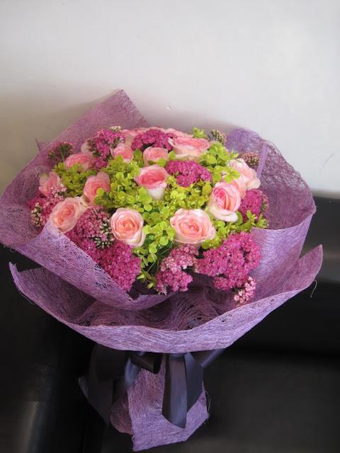 Giay goi hoa tai Thanh Xuan