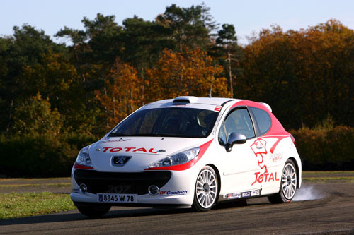 Peugeot 207 S16 | Wall Sports Cars