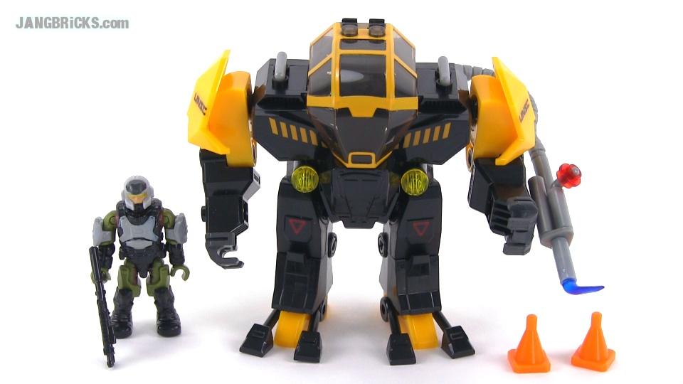 Halo Mega Bloks Cyclops Rebuild Instructions