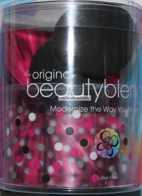 Original Beauty Blender pro black review and difference from pink