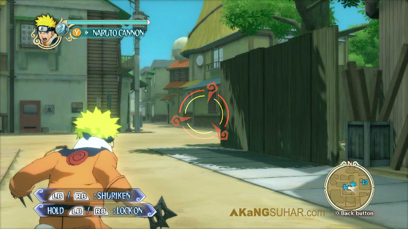 Free Dwnload Game Naruto Ultimate Ninja Storm 1 HD Full Version Terbaru Full Crack
