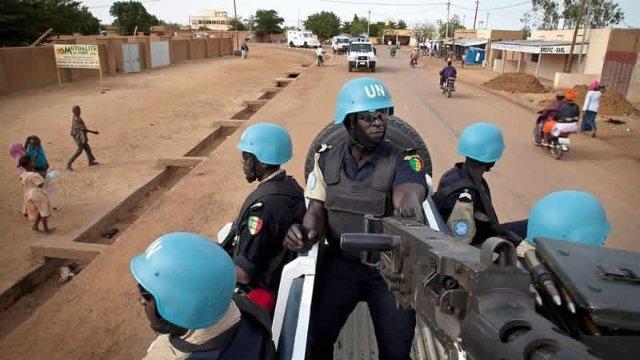 Mali: Ten UN peacekeepers killed in 'jihadist' attack