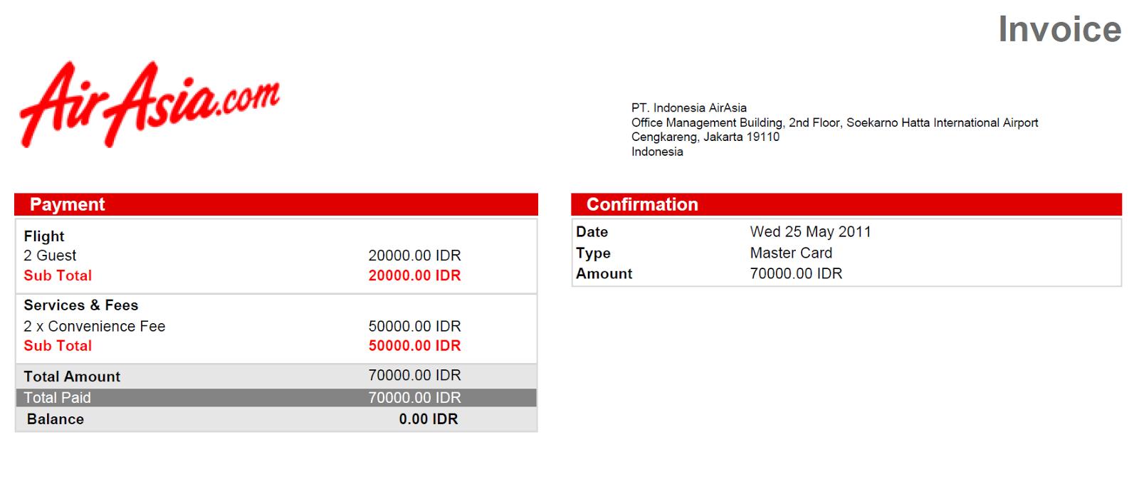 Pertama Ke Luar Negeri Airasia Membawaku Berkelana Dua Negara Tiket Air Asia Screen Capture Bukti Booking Kami Yang Pergi Malaysia Dengan Membayar Rp 35000 Saja Promo Nol Rupiah Itu Beneran Ada Lho