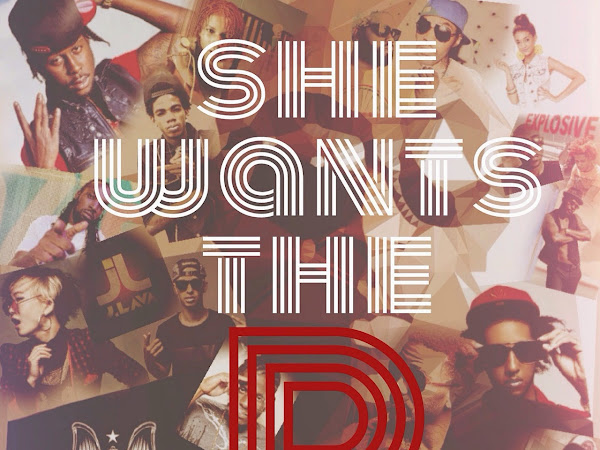 Download: She Wants The DanceHall by J-Lava