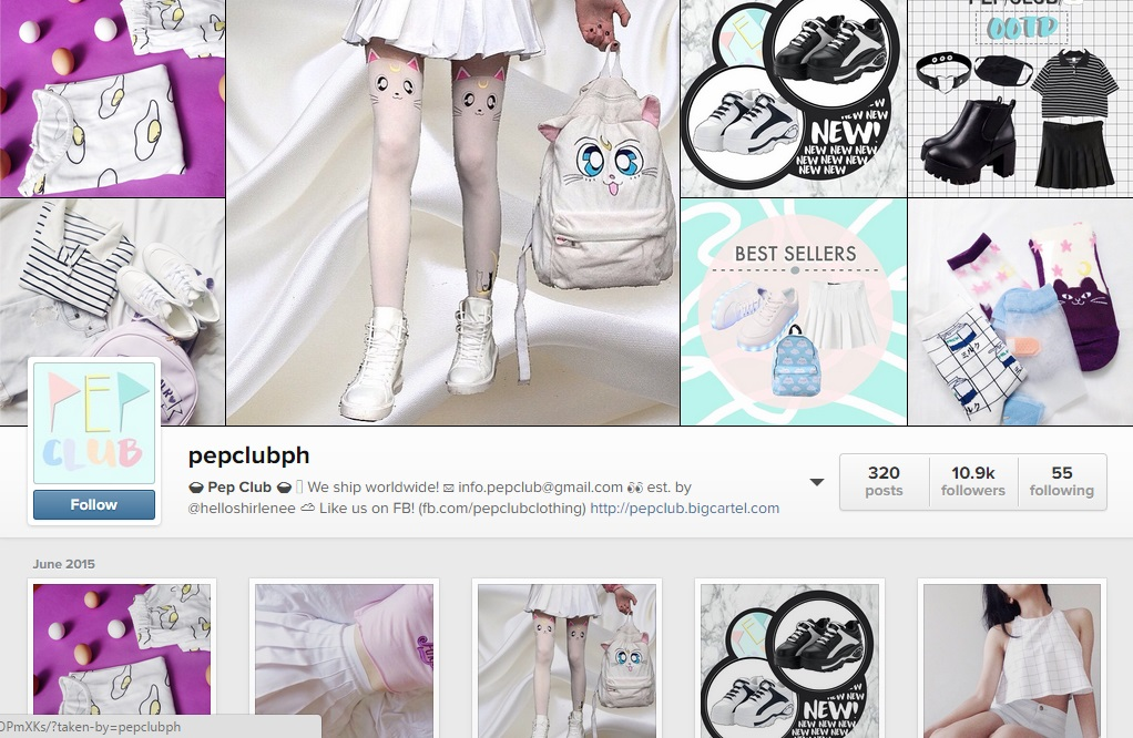 Top 5 Kawaii Online stores (PHL BASED) | 出雲日記