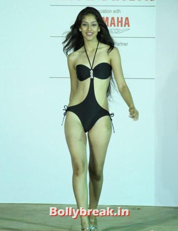 Navneet Kaur Dhillon, Navneet Kaur Dhillon Bikini Pics - Miss India 2013