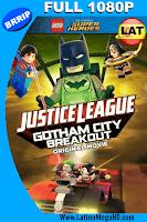 LEGO DC Comics Super Heroes Justice League Gotham City Breakout (2016) Latino Full HD 1080P - 2016