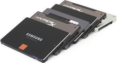 Velocidad rendimiento discos duros