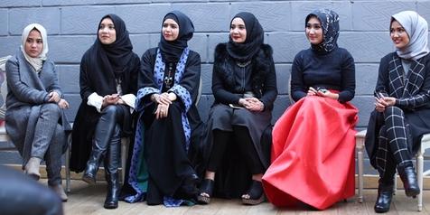 8 Artis Wanita Berhijab (Jilbab) Tercantik Indonesia