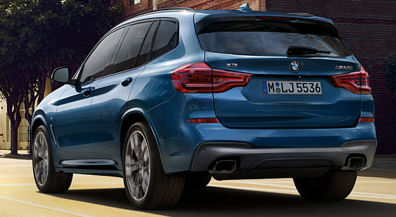 2018 Bmw X3 First Official Photos And Details Of All New