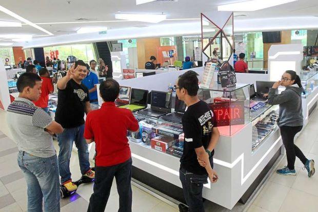 6 Bulan Sewa Percuma Di #MARA Digital Mall Seluruh #Malaysia
