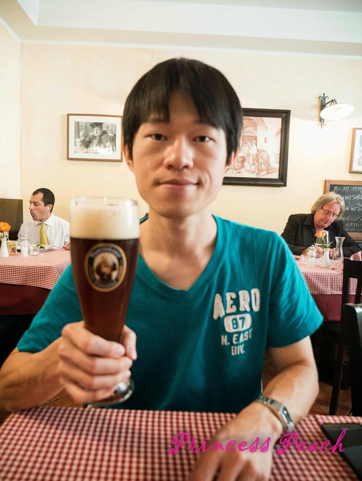慕尼黑黑啤酒