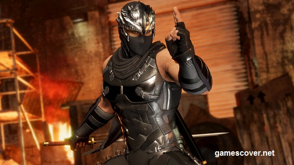 Dead or Alive 6 Character (Hayabusa)