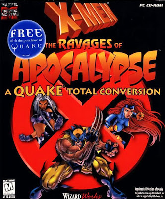 Review - X-Men: The Ravages of Apocalypse - PC
