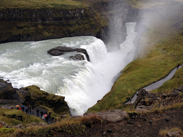 Gullfoss imprescindible Islandia