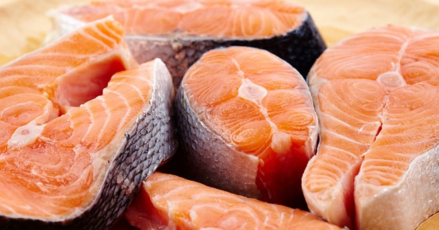 We must stop eating salmon dressing, it is one of the most toxic food