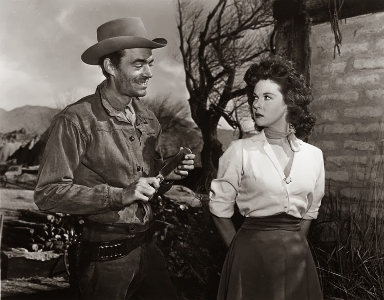 West Of The River Rawhide Fox 1951
