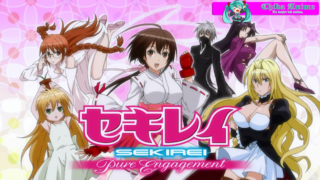 Sekirei: Pure Engagement