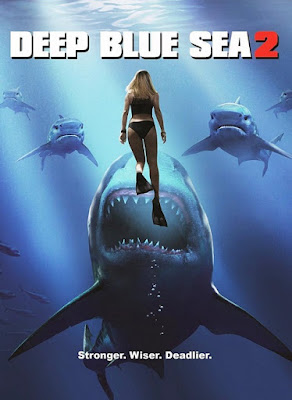 Deep Blue Sea 2 [2018] [NTSC/DVDR] Ingles, Español Latino