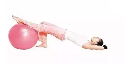 對子宮那麼好,還能瘦小肚子,去水桶腰,這個動作太厲害了!(橋式)