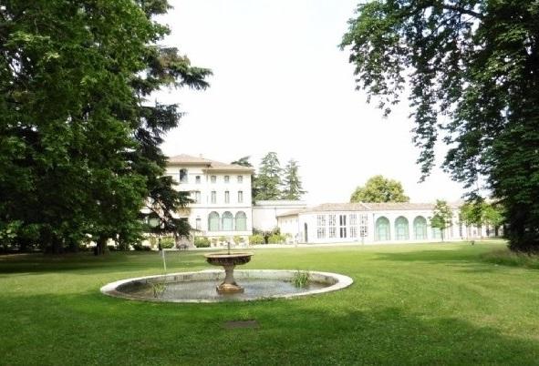 il parco romantico della fondazione magnani rocca