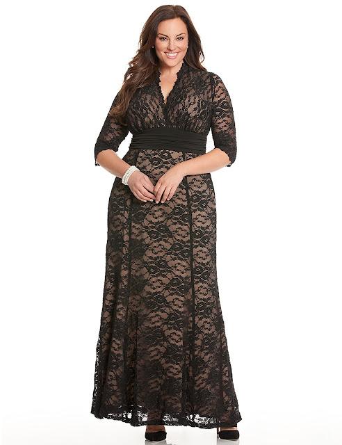 Especial vestidos para mujeres gorditas