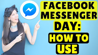 facebook messenger day, how to use facebook messenger day, facebook messenger day how to use, facebook messenger story, messenger day, snapchat, tutorial
