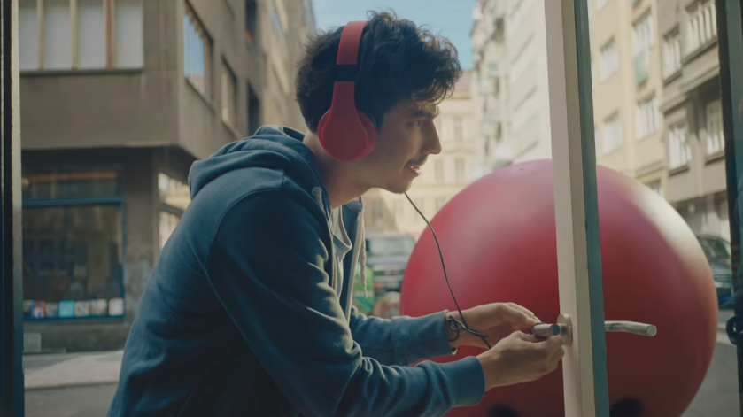 BBH New York Gives Us The CordFail Effect in Humorous New Ad For JBL Wireless Headphones