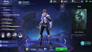 Cara Menggunakan Skill Hero Gossen Mobile Legends